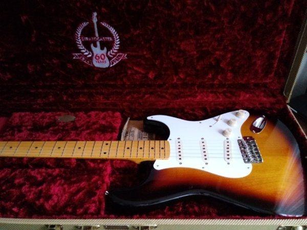 Neue Traumstrat Fender Japan 58