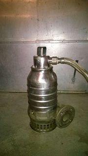 FLYGT Bibo 3060 rostfrei pumpen