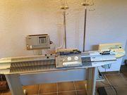 PFAFF E 6000 Strickmaschine - Doppelbett-Maschine