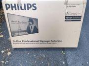 Restposten 34x Philips Signage Display