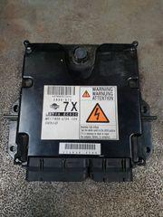 Motorsteuergerät Nissan Navara D40 KingCab