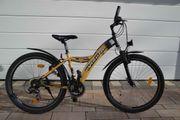 Jugend-Fahrrad 26 Zoll Alu Wild