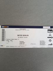 Tickets die MEGA TOURNEE