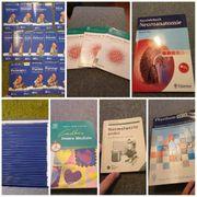 Medizin Bücher Studium Pflege