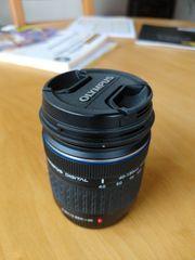 Olympus Digital Objektiv 40-150mm kaum
