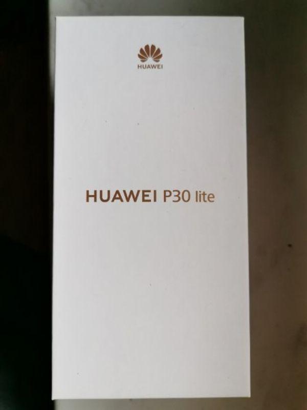 Huawei P30 Lite 128gb Midnight