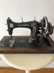 Original Victoria Nähmaschine - antik