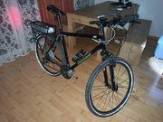 Herren Trekking E-Bike XL