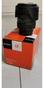 Sony SAL1650 DT F 2