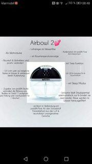 Air bowl
