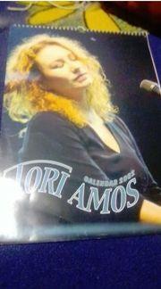 Tori Amos Kalender 2002 mit