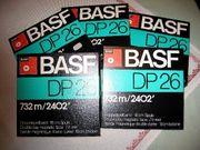 Biete TOP BASF Bänder an