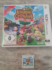 Animal crossing New leaf welcome