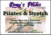 Pilates online Training - Start am
