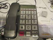 Zettler Großtasten Senioren Not-Telefon analog