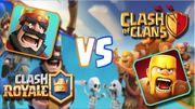Clash Royale Clash of Clans