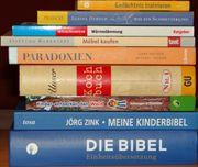 9 Sachbücher für 5 Euro
