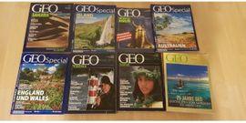 Geohefte Länder: Kleinanzeigen aus Oftersheim - Rubrik Zeitschriften, Magazine