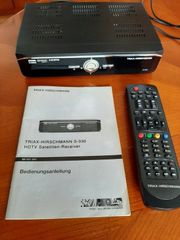 HDTV Satelliten-Receiver TRIAX-HIRSCHMANN S-930