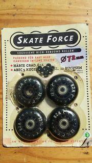 Ersatz Skater-Rollen Set