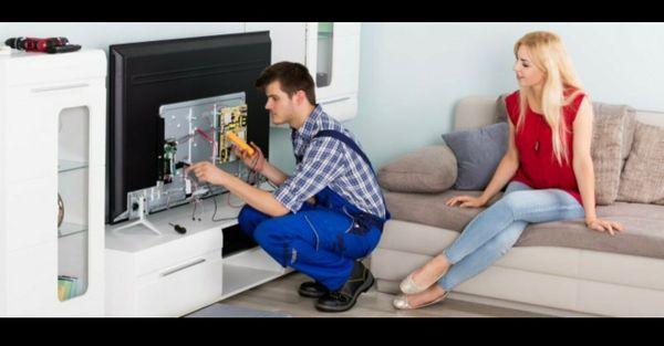Fernseher Smart TV Reparatur Heidelberg