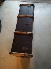 Vintage Überseekoffer Reisekoffer