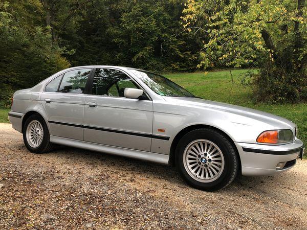 BMW 528i E39 Limousine Youngtimer