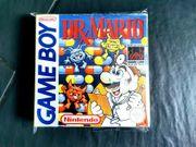 Dr Mario Nintendo Gameboy Spiel