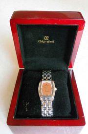 Armbanduhr Oskar Emil