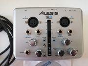 Alesis io2 Express USB Recording