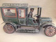 Carette Limousine 40 cm grün