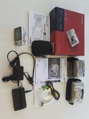 Digitalkamera CASIO Exilim EX-Z600 und