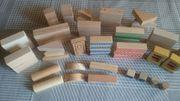 Verkaufe diese DDR- Holzbausteine