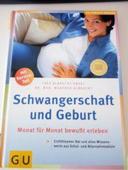 Buch Schwangerschaft und Geburt