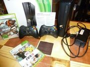 Xbox 360 Slim 250GB mit