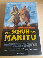 Videokasette Der Schuh des Manitu