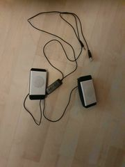 USB Lautsprecher weiß