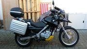 BMW F 650 GS mit