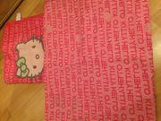 Hello Kitty Bettwäsche mit Spannbetttuch