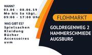Flohmarkt Augsburg Hammerschmiede Goldregenweg 2