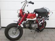 Honda Starrahmen Monkey Z 50A
