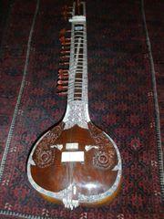 Sitar aus Indien