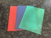 Leitz Schutzhüllen farbig