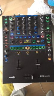 Rane SixtyTwo Battle Mixer Flightcase