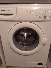 vollfunktionsfähige Waschmaschine von Bosch