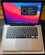 Big Sur MacBook Pro 13