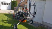 Motorschirm Trike 2 Zylinder 4