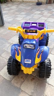 Power Wheels Fisher Price Lil