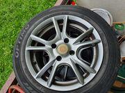 Felge und Reifen