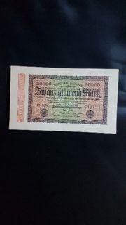 20 000 Reichsmark